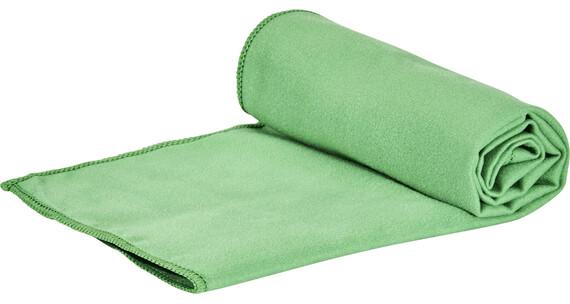CAMPZ Micro Fibre Towel M grün